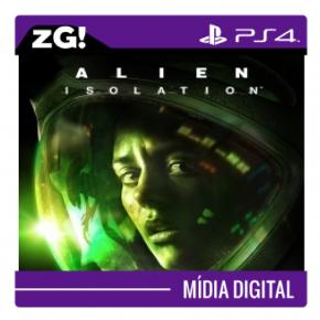 Alien Isolation MIDIA DIG...