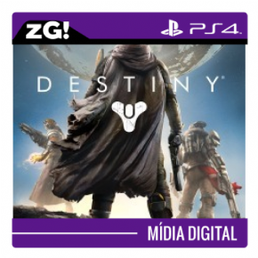 Destiny MIDIA DIGITAL PS4