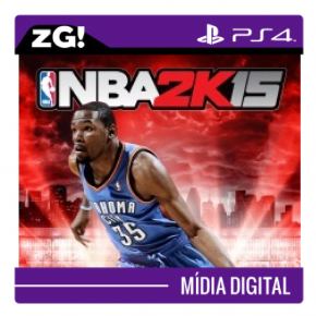 NBA 2k15 MIDIA DIGITAL PS...