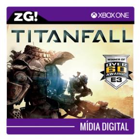 TitanFall MIDIA DIGITAL X...