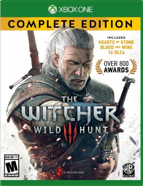 Foto The Witcher 3 Wild Hunt Complete Edition (Seminovo) XBOX ONE