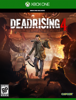 Dead Rising 4 XBOX ONE -...