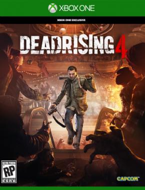 Dead Rising 4 (Seminovo)...