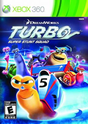 Turbo: Super Stunt Squad...
