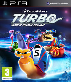 Turbo: Super Stunt Squad...