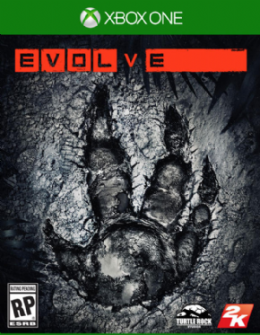 Evolve (Seminovo) XBOX ON...