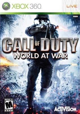 Call of Duty World at War...