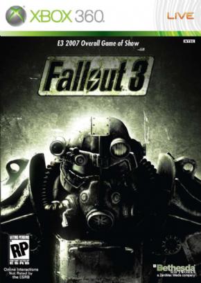 Fallout 3 (Seminovo) XBOX...
