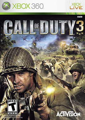 Call of Duty 3 (Seminovo)...