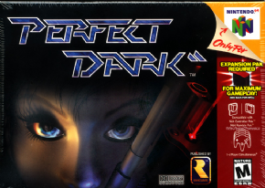 Perfect Dark (Seminovo) Nintendo 64