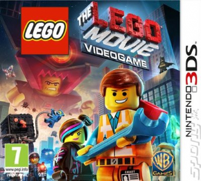 The Lego Movie Video Game...