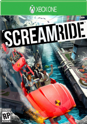 ScreamRide (Seminovo) XBO...