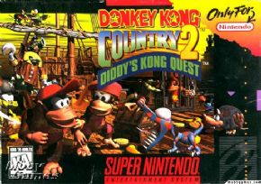 Donkey Kong Country 2 (Se...
