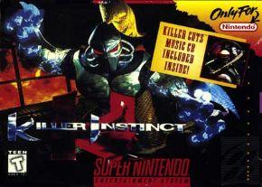 Killer Instinct (Seminovo...