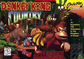 Donkey Kong Country Super...