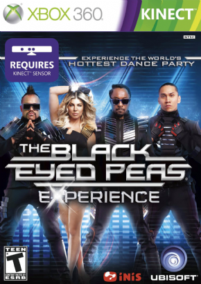 The Black Eyed Peas XBOX...