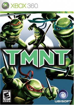 TMNT (Seminovo) XBOX 360