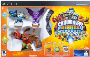 Kit Skylanders Giants - S...