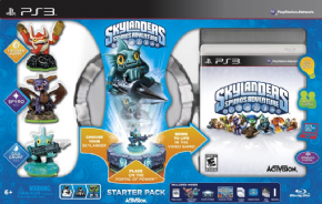 Foto Kit Skylanders - Starter Pack - PS3
