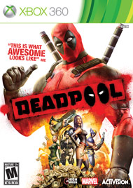 Deadpool  XBOX 360 - Semi...