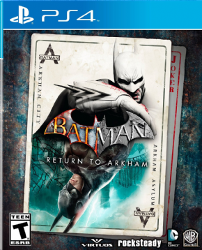 Batman: Return to Arkham...