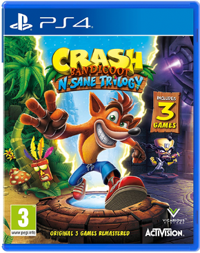 Crash Bandicoot N.Sane Tr...