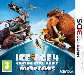 Ice Age: Continental Drif...