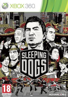 Foto Sleeping Dogs XBOX 360