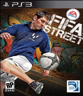 FIFA Street PS3 - Seminov...