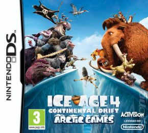 Ice Age: Continental Drif...