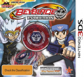 BeyBlade Evolution + Wing...
