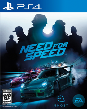 Need for Speed Reboot PS4...