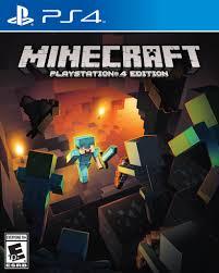 MineCraft PS4 - Seminovo