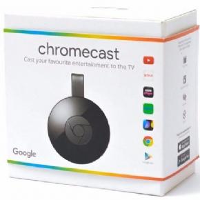 Google Chromecast 2 100%...