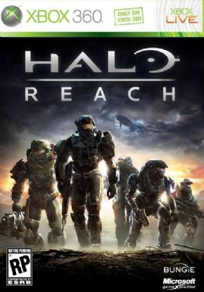 HALO Reach (Seminovo) XBO...