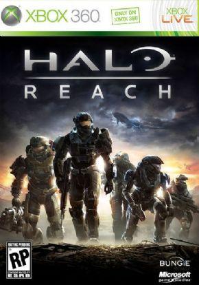 HALO Reach XBOX360 - Semi...