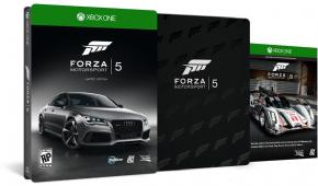 Forza Motorsport 5 Pré-Ve...
