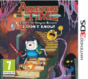 Adventure Time: Explore t...