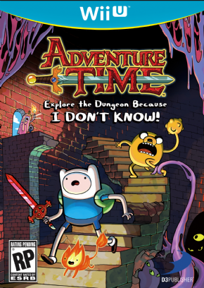 Adventure Time: Explore t...