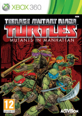 Teenage Mutant Ninja Turt...