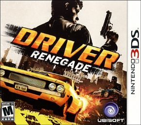 Foto Driver Renegade (Seminovo) 3DS