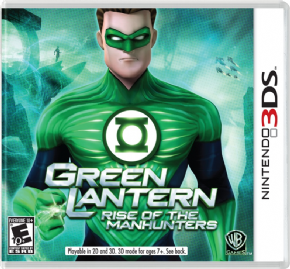 Green Lantern: Rise of th...