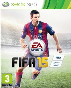 FIFA 15 (Seminovo) XBOX 3...
