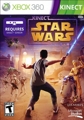 Kinect Star Wars (Seminov...