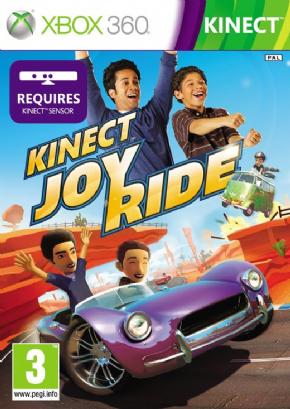 Kinect Joy Ride (Seminovo...