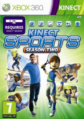 Kinect Sports 2 (Seminovo...