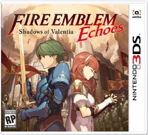 Fire Emblem Echoes: Shadows of Valentia...