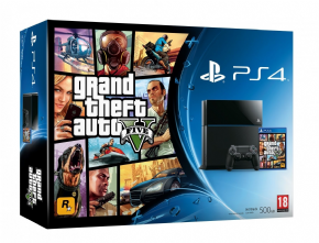Sony Playstation 4 Bundle...