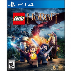 Lego The Hobbit PS4 - Sem...