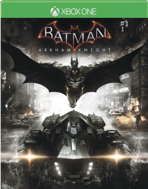 Batman Arkhan Knight (Sem...